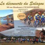 Découverte du Salagou 2017
